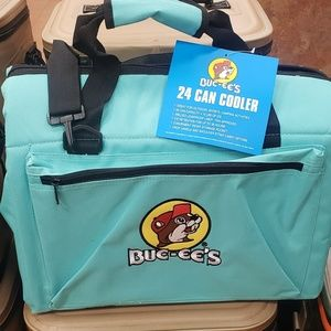 Buc-ee's 24 can insulated cooler